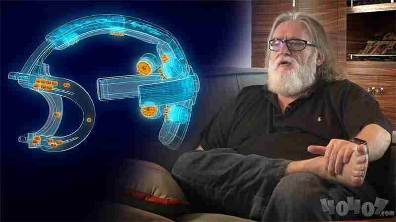 """G胖:V社正开发""""脑接口""""设备 脑机接口的应用"""