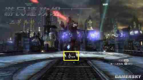 蝙蝠侠:阿甘之城图文攻略支线任务(一) 蝙蝠侠阿甘骑士中文