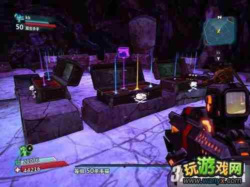 无主之地2超级跳无限刷大海怪宝箱图文攻略 无主之地3必刷的装备