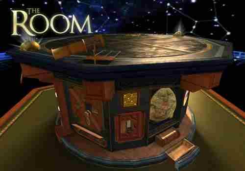 《未上锁的房间》利用光线构筑的神秘空间