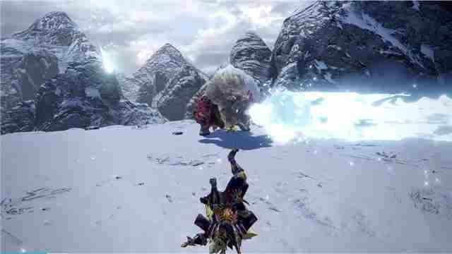 《怪物猎人崛起》雪鬼兽怪物图鉴一览