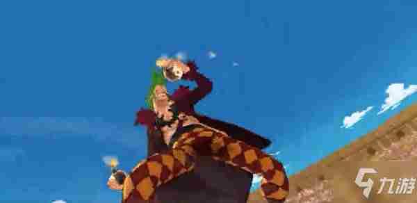 《航海王燃烧意志》巴尔托洛梅奥怎么加点 巴尔托洛梅奥加点教程