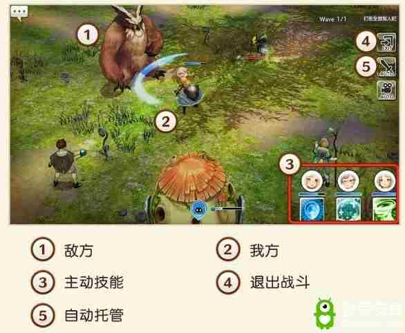 《旅行物语》战斗系统介绍