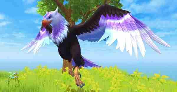 创造与魔法云鹰捕捉图文教程 创造与魔法怎么捉蓝马