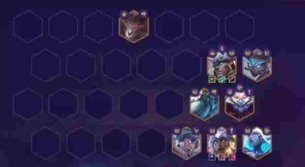 《云顶之弈》11.12版本黎明卡尔玛阵容怎么玩