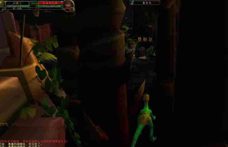 魔兽世界8.0加尼的诅咒任务攻略