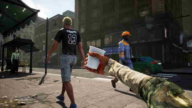 流浪汉模拟器将正式发布 模拟冒险游戏评测