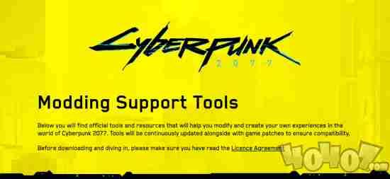 赛博朋克2077推出MOD支持插件 现已开放下载