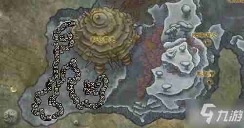 《魔兽世界》鬼脚蟹刷新时间是多久 鬼脚蟹位置及抓取方法分享