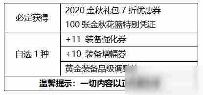 《DNF》2020国庆套礼包要多少钱 2020国庆套礼包价格一览