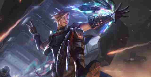 《LOL》无限火力哪个英雄厉害 无限火力强势英雄排行榜一览