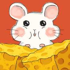 老鼠吃奶酪智斗猫咪可爱大冒险