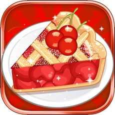 制作美味樱桃派甜点-做饭小游戏大全