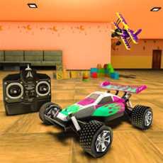 疯狂的RC赛车模拟器