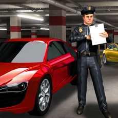 多层警务人员3D