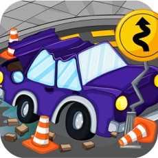 HighwayTrafficRush-汽车游戏方向盘gt4赛车游戏
