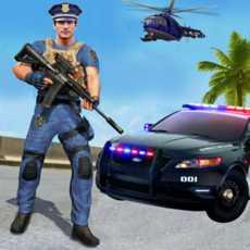 警察警察模拟器找到帮派救援计划