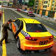出租车游戏-出租车模拟器2019
