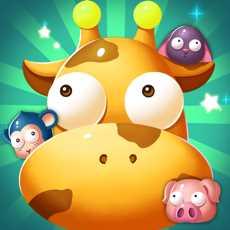 萌宠乐园—最好玩的动物主题消除游戏