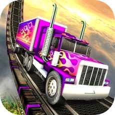 极端重型卡车驾驶-硬停车模拟器
