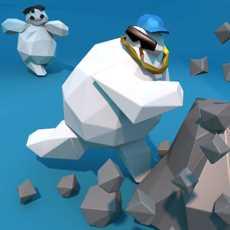 雪人保护大冒险:粉碎雪堆