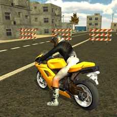 MotorbikeCrushSimulator3D