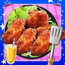 炸鸡翅膀制造商-嘉年华食物的乐趣