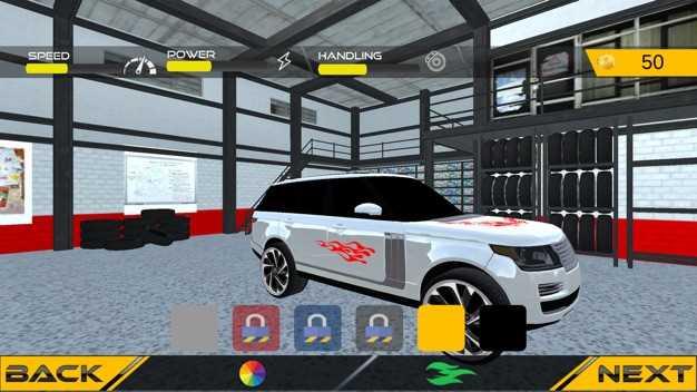火星车越野驾驶-4x4驾驶模拟器3D截图欣赏