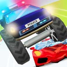 PolicevsThief3D-carrace