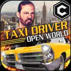 开放世界-疯狂模拟出租车3D最疯狂逼真的模拟游戏