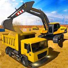 挖掘机模拟器-模拟城市建造