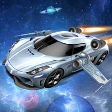 FlyingSpaceCarSimulator3D
