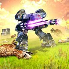 恐龙机器人射击战DinoRobotBattle