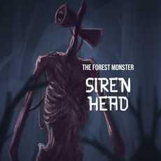 TheForestMonster:SirenHead
