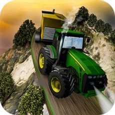 越野拖拉机驾驶辛3D
