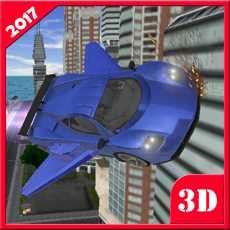 飞行车模拟3D