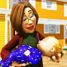 真实的母亲生活模拟器3D