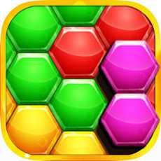 MergeBlock-HexaPuzzle