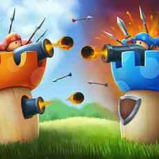 蘑菇战争2:战争策略游戏