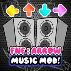 FNF:ArrowMusicPixelMods