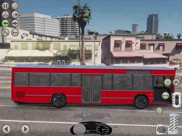 公交车模拟器:驾驶游戏终极公共交通模拟器截图欣赏