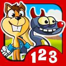 MonsterNumbers:孩子的數學教育遊戲