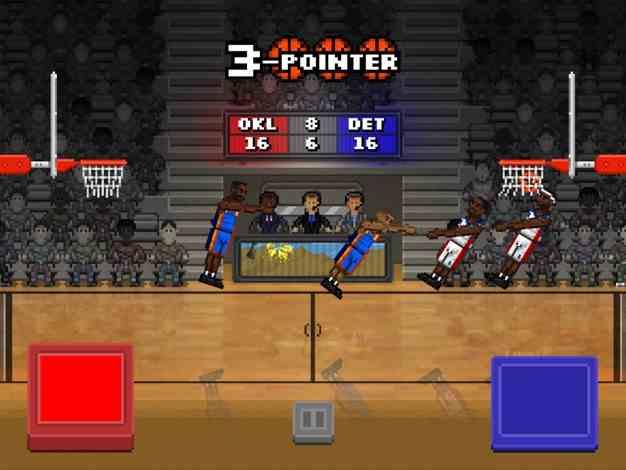 BouncyBasketball截图欣赏