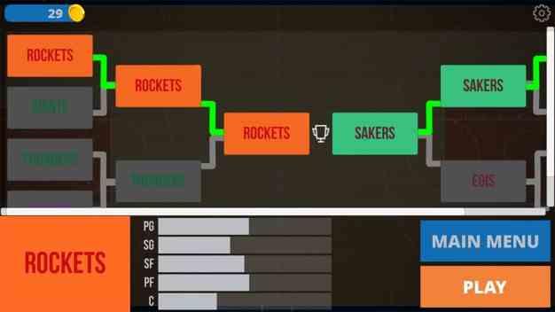 DoubleClutch:Basketball截图欣赏
